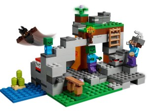 LEGO® MINECRAFT Products The Zombie Cave - 21141