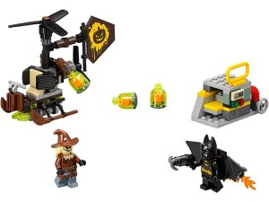 LEGO® The Batman Movie Products Scarecrow™ Fearful Face-off - 70913
