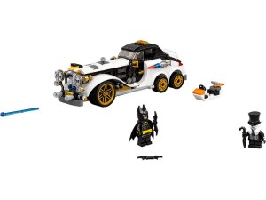 LEGO® The Batman Movie Products The Penguin™ Arctic Roller - 70911