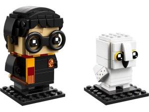 LEGO Brickheadz Products Harry Potter™ & Hedwig™ - 41615