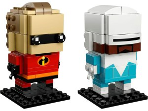 LEGO Brickheadz Products Mr. Incredible & Frozone - 41613