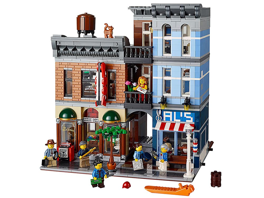 LEGO CREATOR Expert Products Detective's Office 10246 – Kids