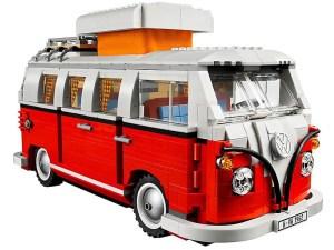LEGO CREATOR Expert Products Volkswagen T1 Camper Van - 10220