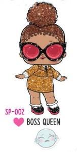 L.O.L. Surprise! Sparkle Series – SP-002 Boss Queen