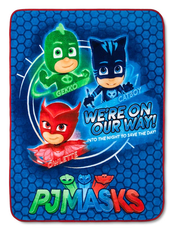PJ Masks Toys and Figures – Blankets and Bedding – Kids Time b5287f090