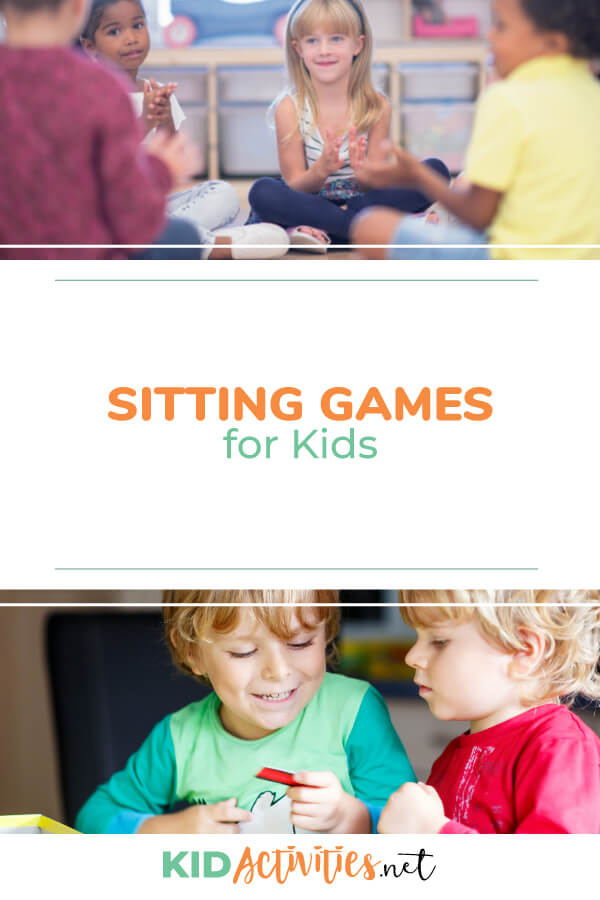 Games To Play While Sitting Down : games, while, sitting, Circle, Table, Games, [BONUS:, Quiet, Games]