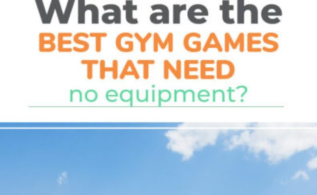 18 Fun Pe Games Needing No Equipment Kid Activities