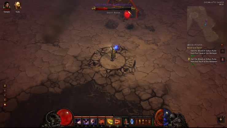 Dune references in Diablo3