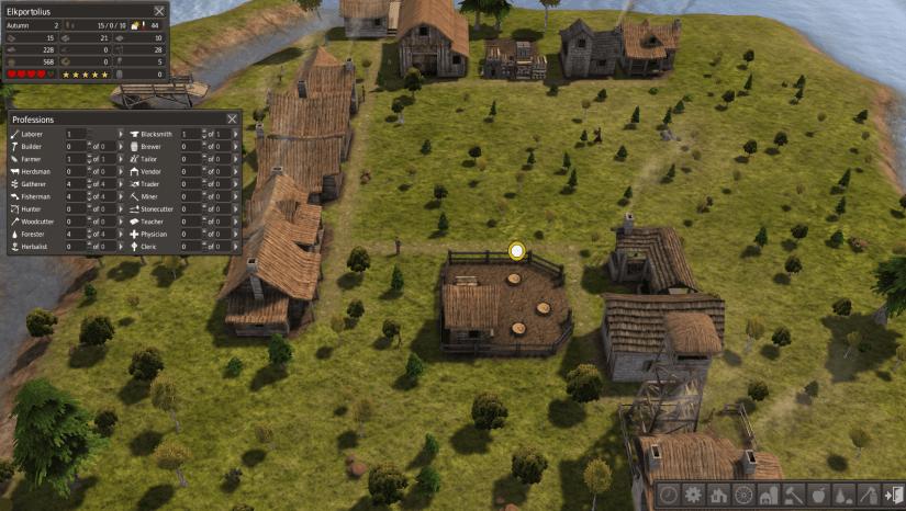 My Banished City
