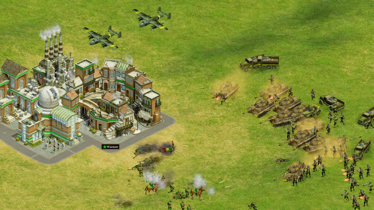 Re-Release of Rise of Nations