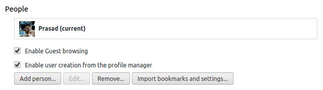 Google Chrome updates for Ubuntu
