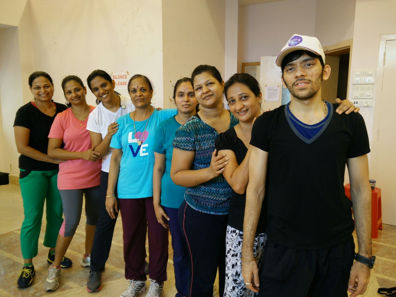 Zumba : Dance Away to Fitness!