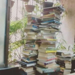 book-pile