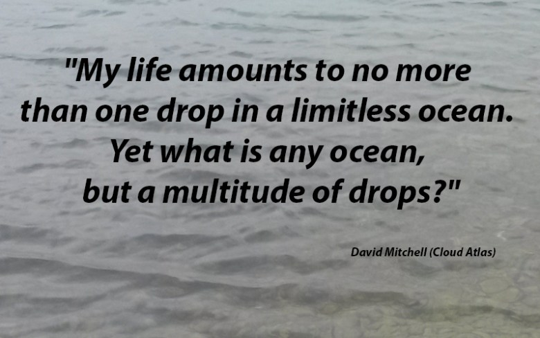 Cloud Atlas, Quote, David Mitchell