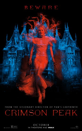 Recently seen movie: Crimson Peak