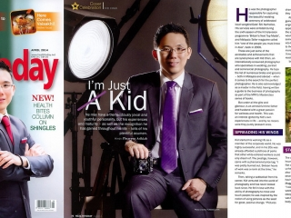 HealthToday: Kid Chan, 'I'm Just A Kid'