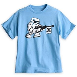 Kids Storm Trooper T- DIsney Store