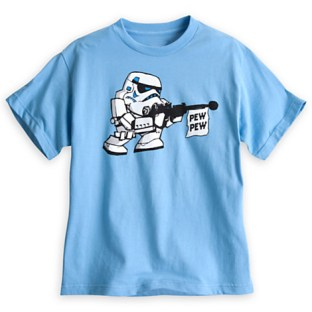 Kids Storm Trooper T- DIsney Store