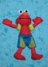 Backstroke Elmo