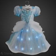 Elsa's dress lights up! $49.99