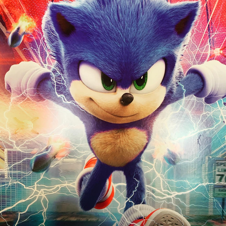 Sonic The Hedgehog Is Super Sonic Fun Kid Congeniality