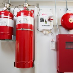 Kidde Kitchen Fire Extinguisher Faucets Ebay Ind Dry Chemical System Systems