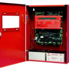 Gst Addressable Smoke Detector Wiring Diagram Golf Cart 36 Volt Aries Intelligent Control Panel Kidde Fire Systems