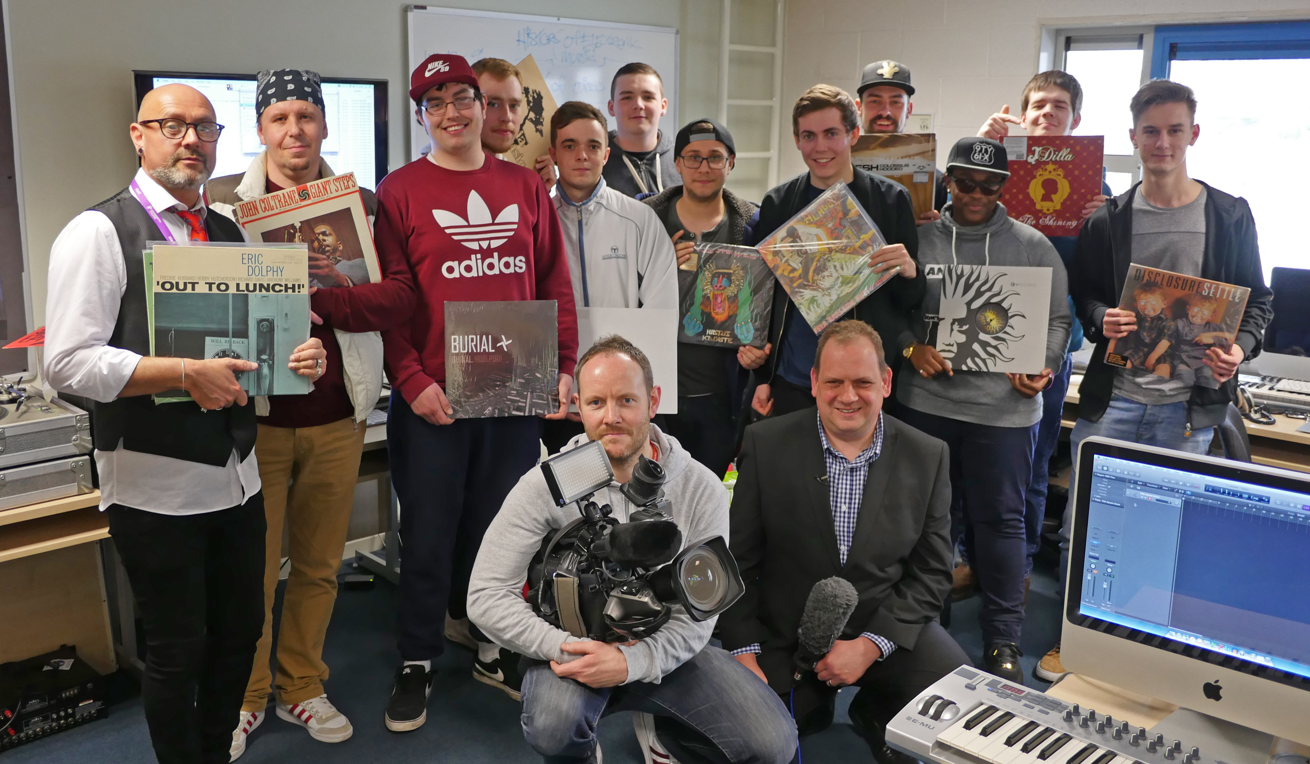 Urban & Electronic Music Production Learners