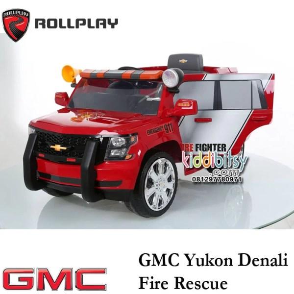 GMC Yukon Denali Pemadam kebakaran-3