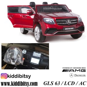 Mercedes Benz GLS63 Luxury dengan LCD