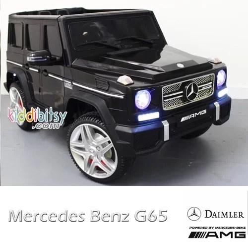 AMG Mercedes Benz G65 Lisensi Image