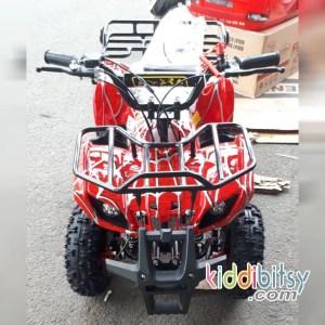 Motor Mini ATV 50cc SPIDERMAN EDITION
