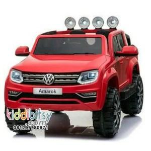 VW Amarok Licensed Mainan Mobil Aki