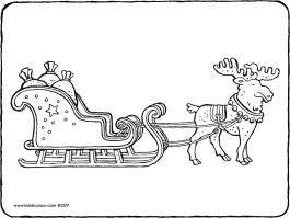 Christmas colouring pages   Page 5 of 5   kiddicolour