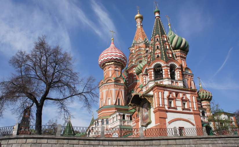 THE Guide to Moscow for First Time Visitors