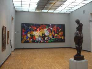 The New Tretyakov Gallery at Krymsy Val