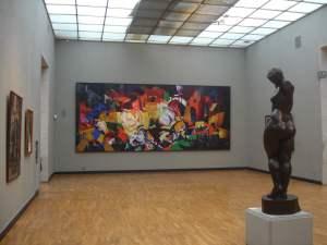 The New Tretyakov Gallery at Krymsy Val