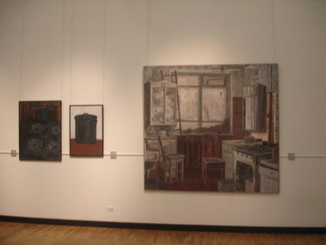 Unapproved Soviet art at the Tretyakov Gallery