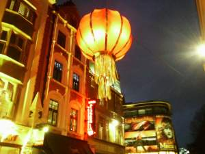 China Town at Christmas