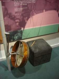 Drum at the Horniman