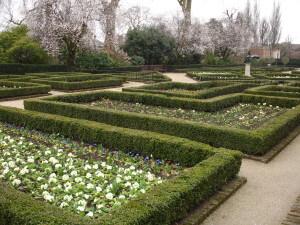 Formal Gardens at Holland Park
