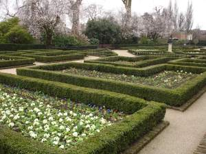 Formal Gardens at Holland Park