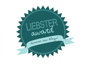 My Liebster Award