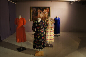 Museum of Moscow dresses