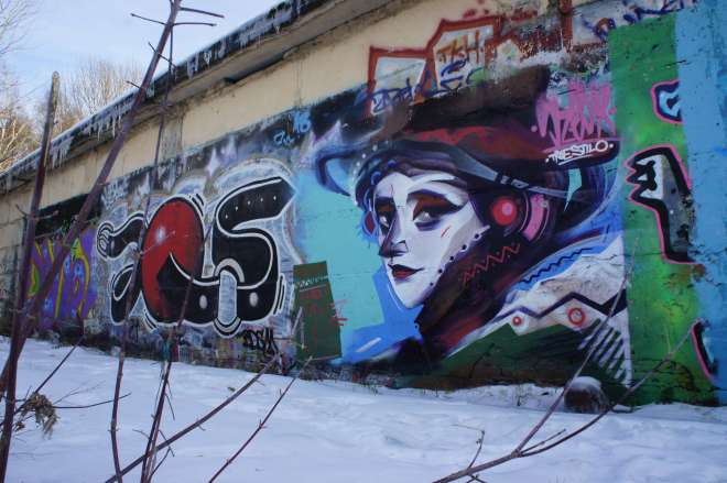 street art steam punk belokamennaya