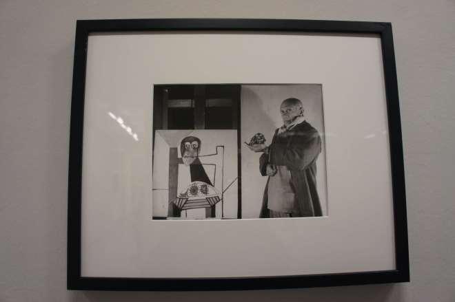 Genius in the Studio Picasso Sima