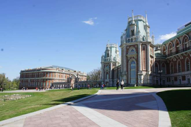 Grand Palace Towers Tsaritsyno Moscow