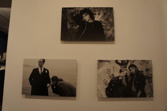 Victor Tsoi Russian underground rock Borisov Moscow Museum of Modern Art