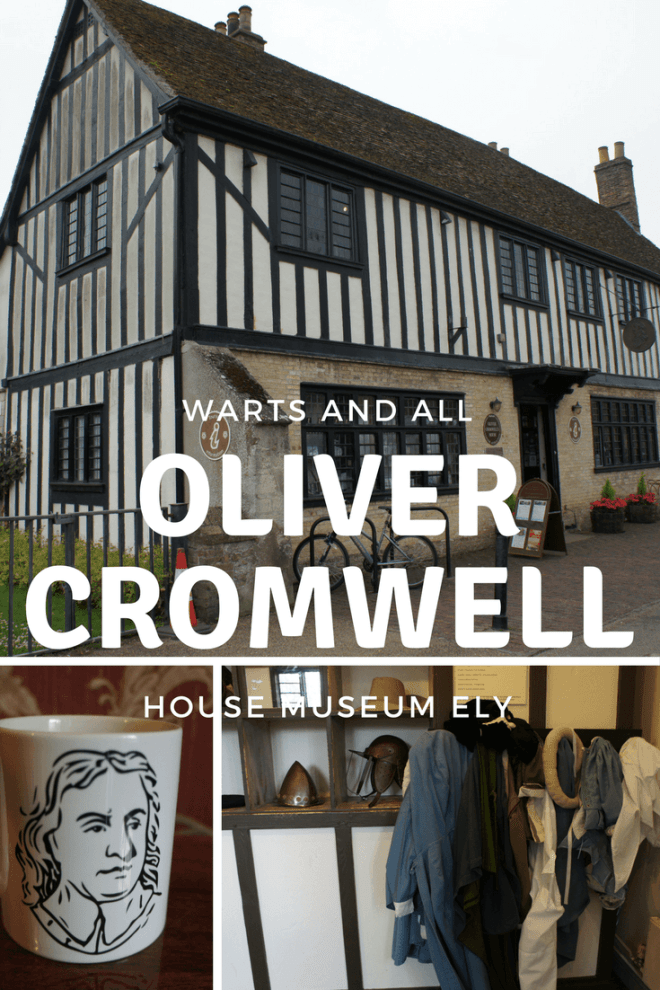 The Oliver Cromwell House Museum in Ely invites you to decide if Oliver Cromwell was an English Hero or Villain