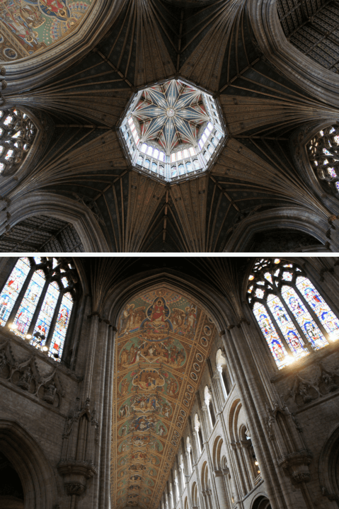 Ely Cathdral Roof